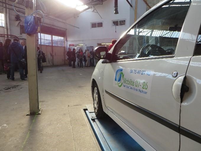 Valence Services Prêt Voiture Mobilité Emploi